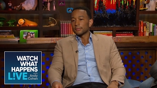 John Legend And Taye Diggs Singing Sexy Voicemails Will Make Your Day | #MCM | WWHL