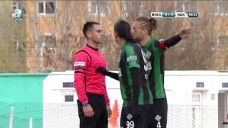 12 Bingölspor 1-1 Sakaryaspor Maç Özeti HD ( 04 Aralık 2016) -A Spor