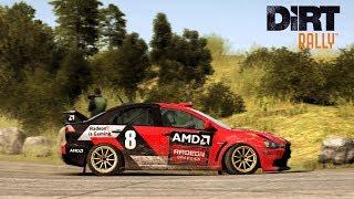 Dirt Rally / Mitsubishi Lancer Evo X