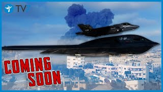 Coming soon.... Israel's Imminent Security Challenges - JS 529 Trailer