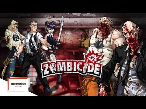 Zombicide - Launch Trailer