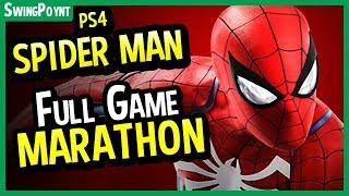 Spiderman PS4 Gameplay ENDING - (Marvel's The Amazing Spider-Man Gameplay LIVE #5)