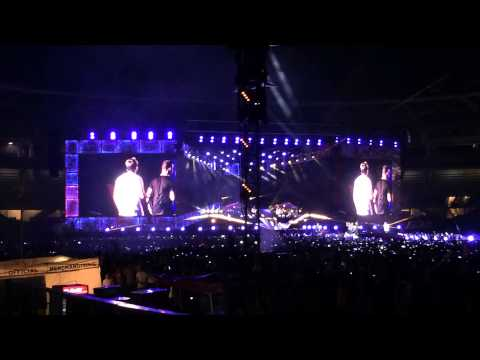 One Direction - Story of my life (Live in Turin 06.07.14)