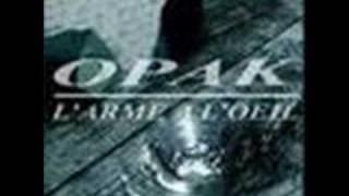 Opak : les larmes de l