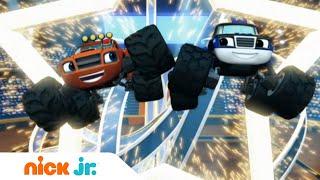 Вспыш и чудо-машинки | Супертрек! 🚦| Nick Jr. Россия
