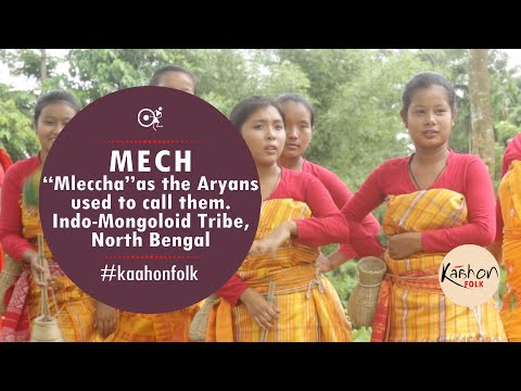 #KaahonFolk- MECH | Indo-Mongoloid Tribe | North Bengal | India