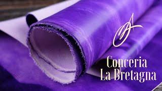 Conceria La Bretagna - Fluid Oil Lavender 3-4oz
