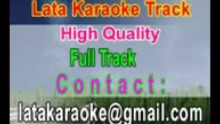 Yeh Raat Yeh Chandni Phir Kahan Karaoke Jaal {1952} Hemant Kumar,Lata