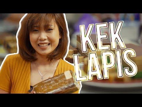Layer by layer: The making of Sarawak Kek Lapis