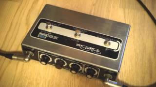 Roland BeeBaa AF-100 vintage fuzz
