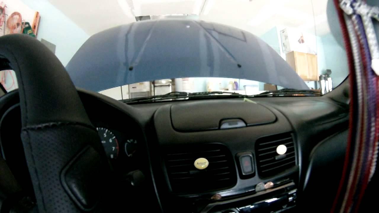 Electrical Car Problem 2004 Nissan Sentra Se R Specv