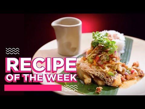 Crispy Fried Barramundi | Recipe Of The Week | MKR Always Open