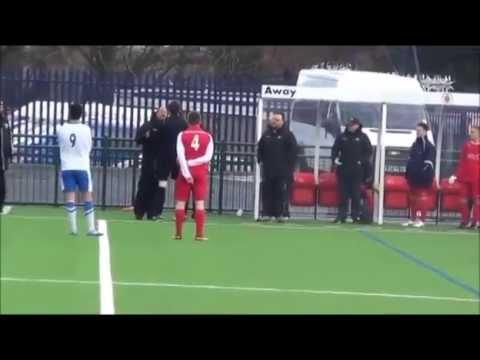 Anglo-Welsh Shield 1st Leg - England v Wales -  12th Feb 2014