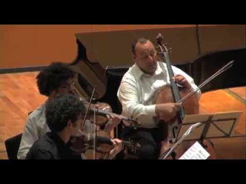 Israeli Chamber Project   Brahms: String Sextet in B-flat Major, Op. 18