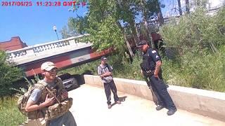 Trinidad PD Open Carry Stop - Ofc. Villoti Body Cam