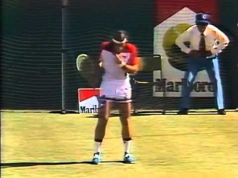 ATP 1978 Australian Open Final Vilas vs Marks part2