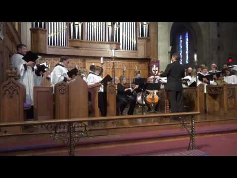 St. Paul's Cathedral, San Diego, Spring Concert 2017