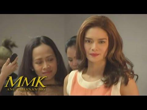 MMK Episode: Blind Model