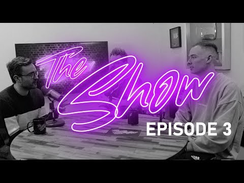 The Show Podcast : Episode 3 - Lucid Dreams & Ghost Stories ft. AJ3