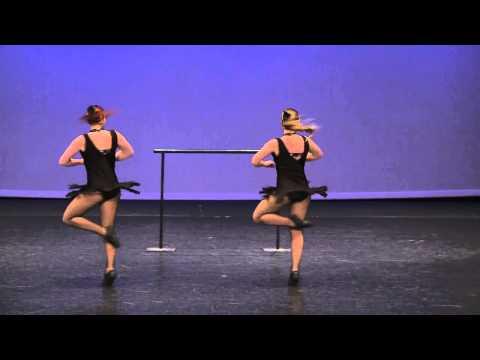 Cell Block Tango  Jessica Biel and Hayley Moore