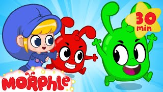 Morphle & Orphle Play Tag | BRAND NEW | Mila and Morphle | Cartoons for Kids | Morphle TV