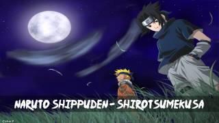 Naruto Shippuuden - Shirotsumekusa