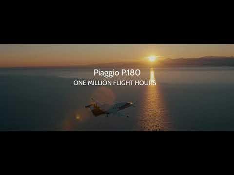 201201 Piaggio Aerospace P180 OneMillion
