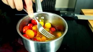 Sungold Tomato Sauce Recipe