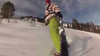 Snowboard The Hobacks Jackson Hole 2015 Thumbnail