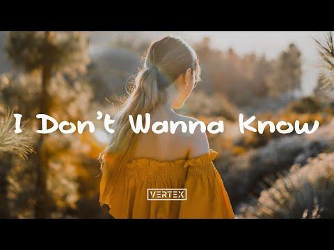 Leyla Blue - I Don't Wanna Know (Lyrics)