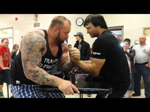 Thumbnail: Devon Larratt vs. Game of Thrones The Mountain