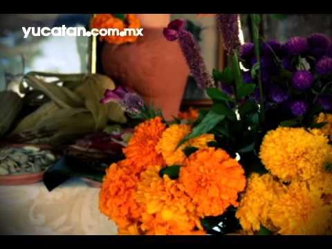 Hanal Pixán: celebración de colores y...