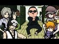 Twister gangnam mix the world ends with you x psy Official