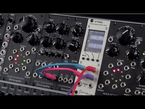 Erica Synths Black Code Source and Expander demo - YouTube e6f3c330c9