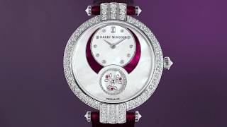 Harry Winston Premier Diamond Second