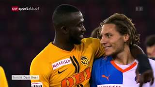 Grasshoppers - Young Boys 0:3 03.11.2018
