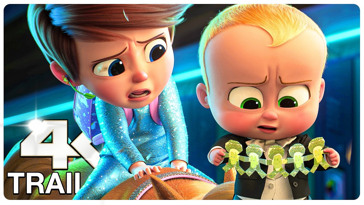 BEST UPCOMING ANIMATION AND FAMILY MOVIES 2021 (Trailers)