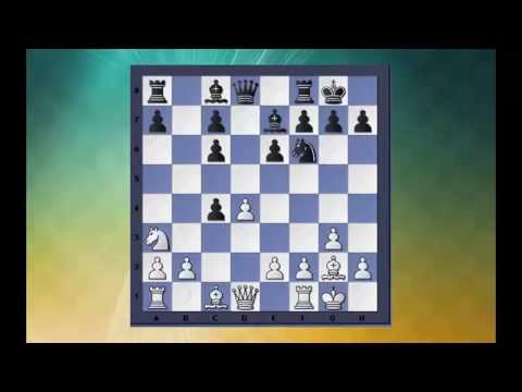 Catalan chess opening - surprise weapon with Ne5 (part 1)
