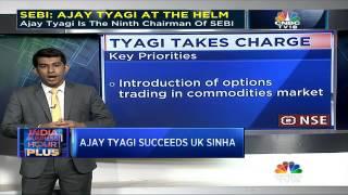 SEBI: Ajay Tyagi at the helm