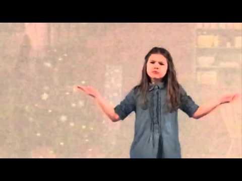 Naughty from Matilda - Jaime MacLean (age 10)