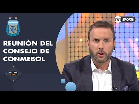 CONMEBOL: Le retiraron el cargo a Claudio Tapia