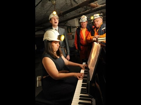 A Miner's Song - Charity Single for the National Mining Memorial