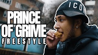 Смотреть клип Yizzy - Prince Of Grime