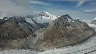 Aletsch Glacier and Eggishorn @ Fiesch - September 2017