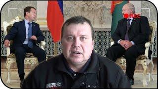 Лукошенко при всех опустил Медведева