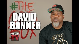 David Banner on 2 Types of Black People America Pays: Sell Outs & Stereotypes