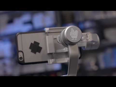 Как снимать на телефон видео без тряски Feiyu Vimble C
