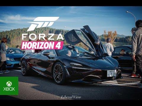 Forza Horizon 4: Japan Reveal Trailer Xbox One/PC (FAN MADE)