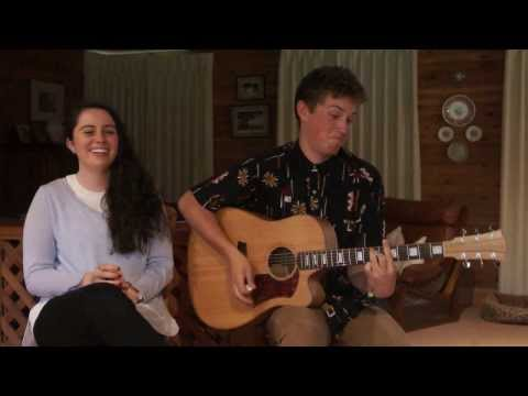 Blurred Lines - Robin Thicke ft. Pharrel - A Sian & Jack cover