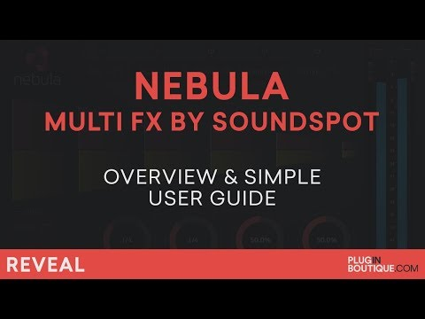 SoundSpot Nebula Tutorial | Adding Movement to a Di Guitar